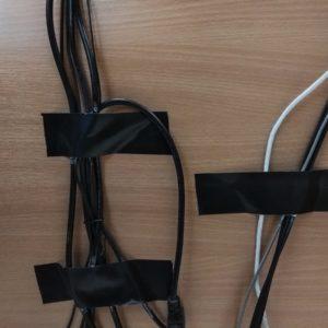 taśma na kablach